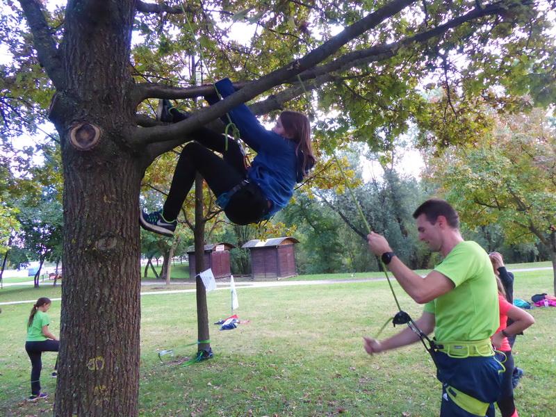 Radionica Bundek- Veranje na drvo